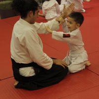 3-4 Yaş Çocuklar Aikido